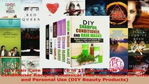 Read  DIY Hair Care Box Set 6 in 1 Homemade Shampoo Conditioner Recipes Chemical Free Hair Ebook Online