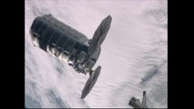 [ISS] Cygnus OA-6 Arrives at International Space Station