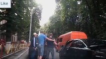 Road Rage & Street Fights -3. Road fights & Road wars after accidents. Дорожные разборки