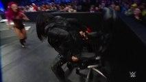 720pHD WWE Smackdown 02/11/16 Sasha Banks vs Naomi ( Tamina attack Becky Lynch, Sasha Banks save )