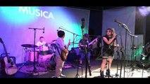 Musica incontro : Aurora, Matteo, Max, Valerio con Matteo
