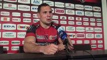 Rugby Top 14 - Jeremie Maurouard réagit après Oyonnax - Grenoble