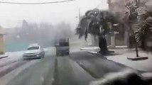 Algérie : Sétif, Béjaïa et d'autres villes algériennes sous la neige