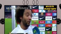 Barcelona 1-2 Real Madrid - Marcelo Vieira Post Match Interview All Goals & Highlights Laliga