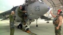 AV 8B Harrier @ Marine Corps Air Station Iwakuni, Japan