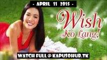 Wish Ko Lang September 19 2015 Full Replay - video dailymotion