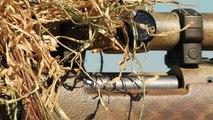 Japan Self Defense Forces Sniper Rifle Range M24 Sniper Weapon System