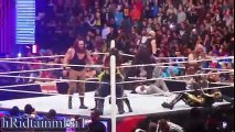 WWE Off Air Footage _ WWE After The Show _ John Cena vs Roman Reigns _ CM Punk _ Ambrose_ Part-1