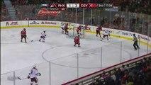 Lee Stempniak Goal -  Phoenix Coyotes v Calgary Flames -  December 4 2013