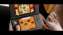 Nintendo 3DS - El Profesor Layton 5 -  Penélope Cruz y Mónica Cruz