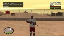GTA San Andreas - Predator Drone (UAV)
