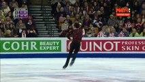 【フィギュアスケート】2016 世界選手権 ボーヤン・ジン 選手SP