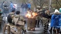 Славянск под контролем защитников народа Донецка