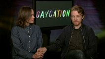 "IR Interview: Ellen Page & Ian Daniel For ""Gaycation"" [Viceland]"