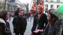 Elle refuse d'embrasser un séropositif: la réaction des clients d'un bar