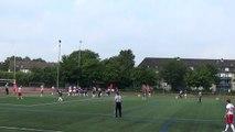 14-08-03 Lübeck Flag Cougars vs. Hamburg Blue Allstars (Highlights #5)