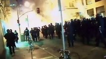 Occupy Oakland: General Strike Ends in Violence (Raw Video)