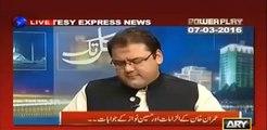 PMLN Boycotts Arshad Sharif's Program on Exposing Maryam Nawaz & Hussain Nawaz