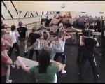 Beautiful Liar, Beyonce ft. Shakira - Dance Fitness - June 2