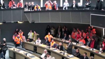 Conseil Départemental sous tension à Moulins