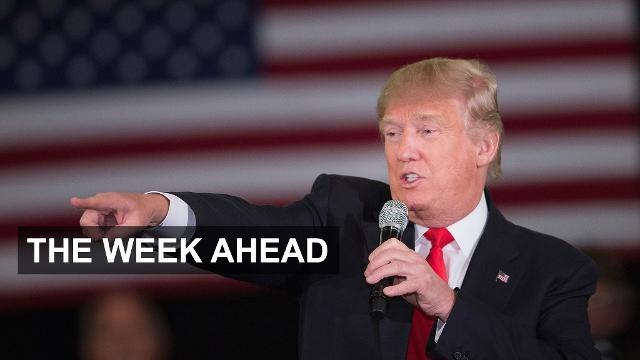 Week Ahead − US election race, H&M results