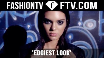Kendall Jenner Makeup Tips - Edgiest Look | FTV.com