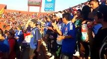 PREVIA U DE CHILE VS IQUIQUE 10/02/2012 BANDA DEL BUHO