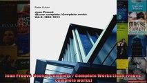 Jean Prouvé  Oeuvre complète  Complete Works Jean Prouve complete works