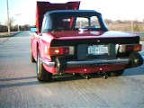TR6 supercharger