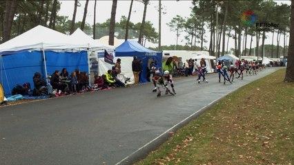3 pistes 2016 Gujan F mini finale