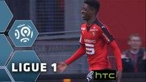 But Ousmane DEMBELE (15ème) / Stade Rennais FC - Stade de Reims - (3-1) - (SRFC-REIMS) / 2015-16