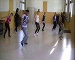 Stage de Danse Hip Hop de la Toussaint 2012 - by Supermax & Benboud