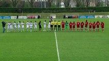 Dimanche 3 avril 2016 à 14h45 - Olympique Lyonnais - Stade Brestois 29 - 1/4 de finale Coupe Gambardella Crédit Agricole
