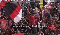 Luiz Adriano Goal Atalanta 0-1  Milan Serie A 03.04.2016
