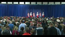 Full Q&A: Donald Trump & Jerry Falwell Jr. hold campaign rally in Council Bluffs, Iowa (1-31-16)