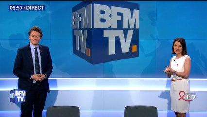 BFMTV Changement d'habillage pour la TNTHD