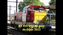 Diaporama photos de trains