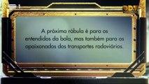 José Peseiro e Pinto da Costa discutem sobre o novo autocarro do FCP