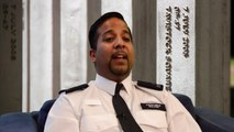 Ten years since the terrorism attacks in London on 7 July 2005 - PC Ashley Walker