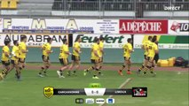 AS CARCASSONNE XIII  vs  XIII LIMOUXIN
