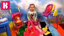 Свинка Пеппа игрушки распаковка на канале Мисс Катя новое видео 2016 Peppa Pig unboxing toys