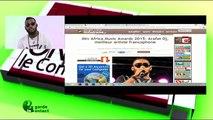 Arafat DJ,  meilleur artiste francophone aux MTV Africa Music Awards, parle de son prix sur RTI 2