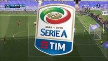1-3 Alessandro Florenzi Goal Italy  Serie A - 03.04.2016, Lazio 1-3 AS Roma