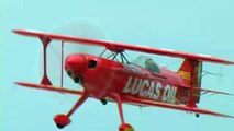 Air Show Fun with Mike Wiskus in the Lucas Oil Pitts