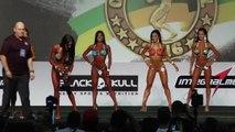 2016 ARNOLD CLASSIC BRAZIL - BIKINI FITNESS - Female Bodybuilding Muscle Fitness