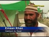 Les Pakistanais déplacés craignent de rentrer chez eux