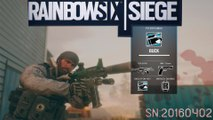 Tom Clancy s Rainbow Six: Siege with PiterTomiki SN:20140402