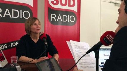 Le Brunch Politique avec Marielle de Sarnez / 3 avril 2016