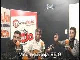 Manolo Blanco, Renzo Rumilla y Crístian Díaz Vidal en 96.9, En vivo.