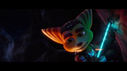 Ratchet & Clank - Extrait du film de Ratchet & Clank